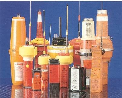 The Cospas-Sarsat beacons. Credits : Cospas-Sarsat.