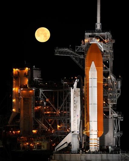 L'expérience Déclic devrait s'envoler vers l'ISS, le 25 août, à bord de la navette américaine Discovery. Crédits : NASA.